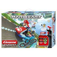 Carrera Set mașinuțe de curse și pistă Nintendo Mario Kart 8 1:43