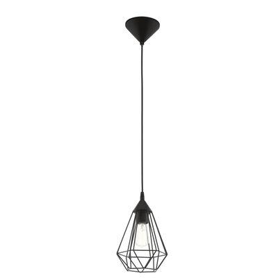 Lustră candelabru EGLO Tarbes D17,5 CM 94187, negru