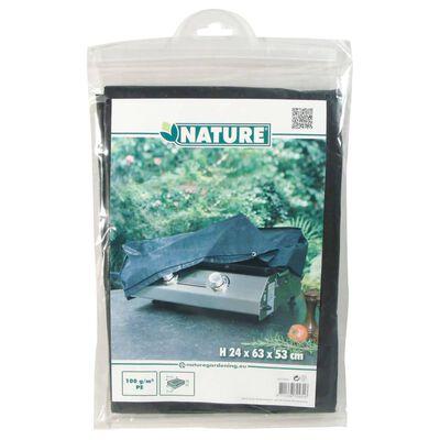 Nature Husă pentru grătar plancha, 63x53x24 cm
