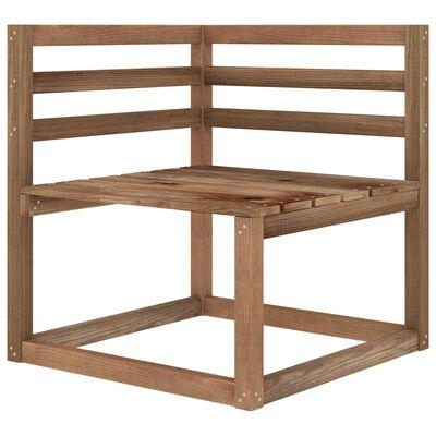 vidaXL Set mobilier de grădină, 5 piese, cu perne gri taupe