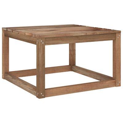 vidaXL Set mobilier de grădină cu perne gri, 6 piese