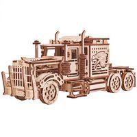 Wood Trick Kit machetă de camion mare, lemn