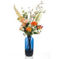 Emerald Buchet de flori artificiale Happy Orange XL