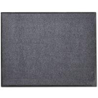 Covoraș Intrare PVC Gri 120 x 180 cm