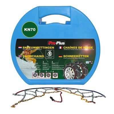 ProPlus Lanțuri pentru anvelope auto 12 mm KN70, 2 buc.