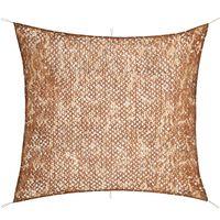 vidaXL Plasă de camuflaj cu geantă de depozitare, 6 x 6 m