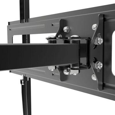 """vidaXL Suport TV perete cu sistem înclinare & pivotare 3D 32"""" - 55""""'"""