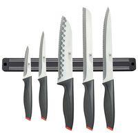 Richardson Sheffield Set cuțite bucătărie Laser, 5 piese suport magnet