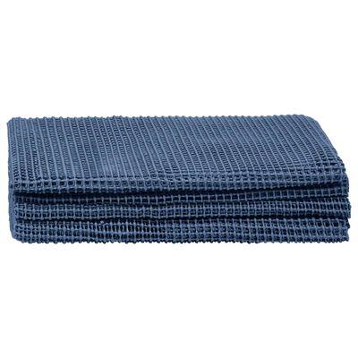 vidaXL Covor pentru cort, albastru, 250x500 cm