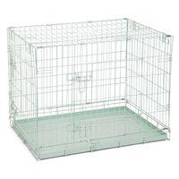 Beeztees Cușcă de câini, verde, 78 x 55 x 61 cm