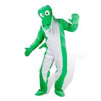 Costum de crocodil mărimea M-L