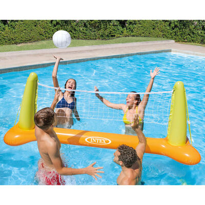 Intex Joc de volei pentru piscină, 239x64x91 cm