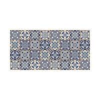 Panou Bucatarie,  Print Uv Model Tapet Abstract 1000x500 Mm