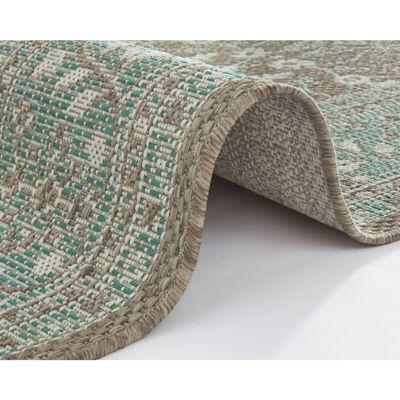 Covor Bougari Oriental & Clasic Jaffa, Verde, 160x230