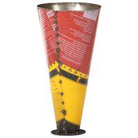 vidaXL Suport de umbrele, multicolor, 29x55 cm, fier