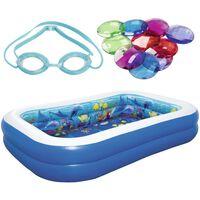 Bestway Piscină gonflabilă Undersea Adventure, 54177