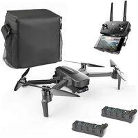 Drona Hubsan Zino Pro Plus Cu Rezolutie 4k Uhd, 8km, 43 Min, 2 Baterii