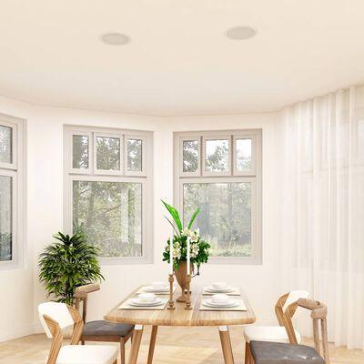 vidaXL Difuzoare de perete și tavan, cu tweeter, 2 buc., 240 W