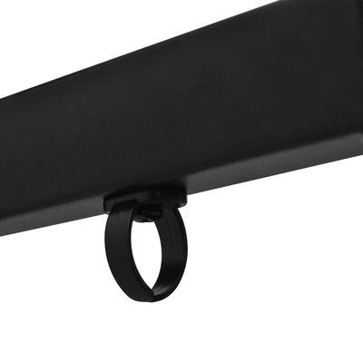 """Suport TV de perete, reglabil, cu două brațe, 200 x 200 mm, 17""""- 37"""""""