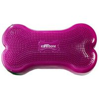 FitPAWS Platformă echilibru animale K9FITbone, roz, 58 x 29 x 10 cm