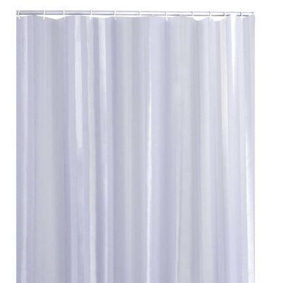 RIDDER Perdea de duș Satin White, 180 x 200 cm