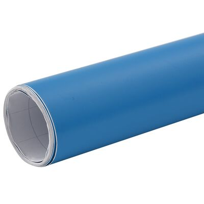 vidaXL Folie auto, albastru, 200 x 152 cm