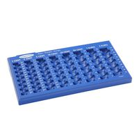 Tăbliță Pentru Numărarea Banilor Rottner Concept 1 Albastră