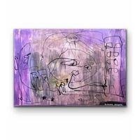 Tablou Pictat Manual Childhood 50x70 Cm