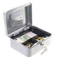Casetă Bani Rottner Homestar Cash 2 Argintie