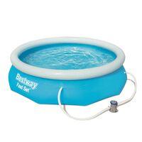 Bestway Set piscină Fast Set, 305 x 76 cm, 57270
