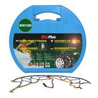 ProPlus Lanțuri de zăpadă pentru anvelope auto, 2 buc., 12 mm, KN100
