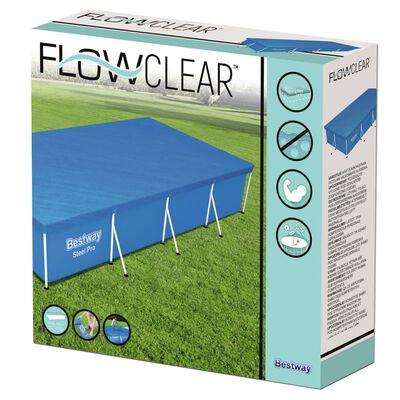 Bestway Prelată de piscină Flowclear, 400 x 211 cm