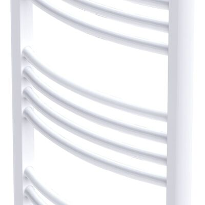 Radiator port-prosop încălzire centrală baie, curbat, 500 x 764 mm
