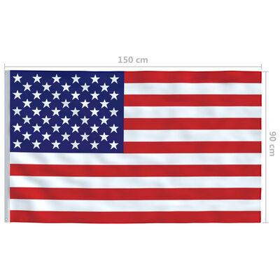 vidaXL Steag SUA, 90 x 150 cm