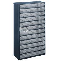 Raaco dulap cu 60 de sertare, 1260-00 137386
