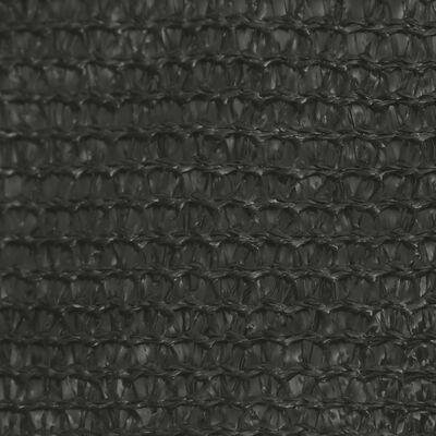 vidaXL Parasolar, antracit, 2,5x2,5x3,5 m, HDPE, 160 g/m²