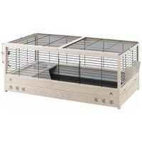 Ferplast Cușcă de iepuri Arena 120, 125 x 64,5 x 51 cm 57089717