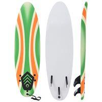 vidaXL Placă de surf, 170 cm, model bumerang