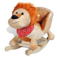 vidaXL Balansoar în formă de animal, leu