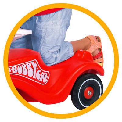 BIG Mașină de jucărie ride-on Bobby Car, clasic