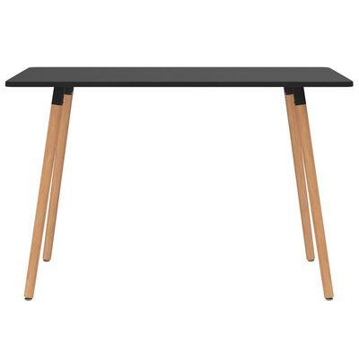 vidaXL Set mobilier de bucătărie, 7 piese, crem