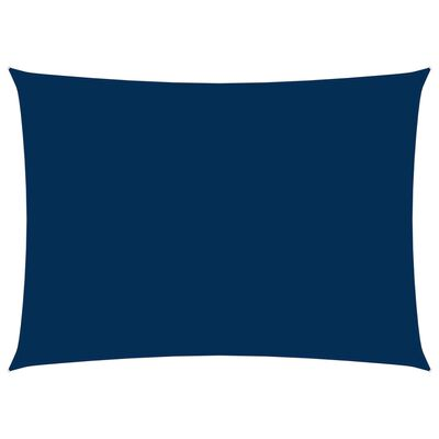 vidaXL Parasolar, albastru, 2x4,5 m, țesătură oxford, dreptunghiular