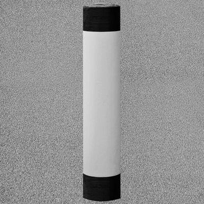 vidaXL Membrană bituminoasă pâslă acoperiș V60 S4, 1 rolă, gri, 2,5 ㎡