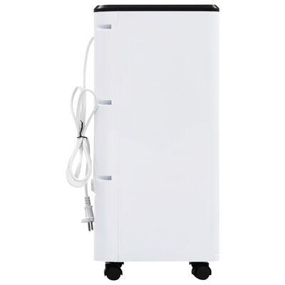 vidaXL Răcitor, umidificator, purificator de aer mobil, 3-în-1, 60 W