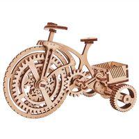Wood Trick Kit machetă de bicicletă, lemn