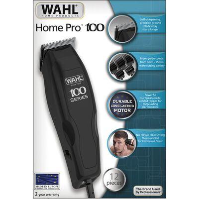 Wahl Aparat de tuns Home Pro 100 Series, 12 piese, 1395.0460