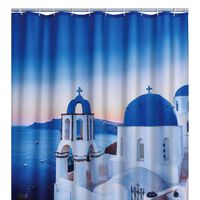 RIDDER Perdea de duș Santorini, 180 x 200 cm