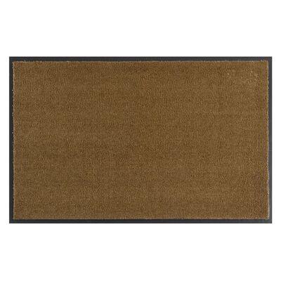 Covoras Intrare Hanse Home Soft & Clean, Maro, 39x80