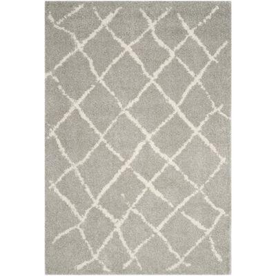 Covor Safavieh Modern & Geometric Nora, Gri/Bej, 160x230