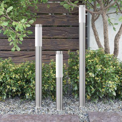 Set de 3 lămpi pentru grădină RSV verticale 230 V
